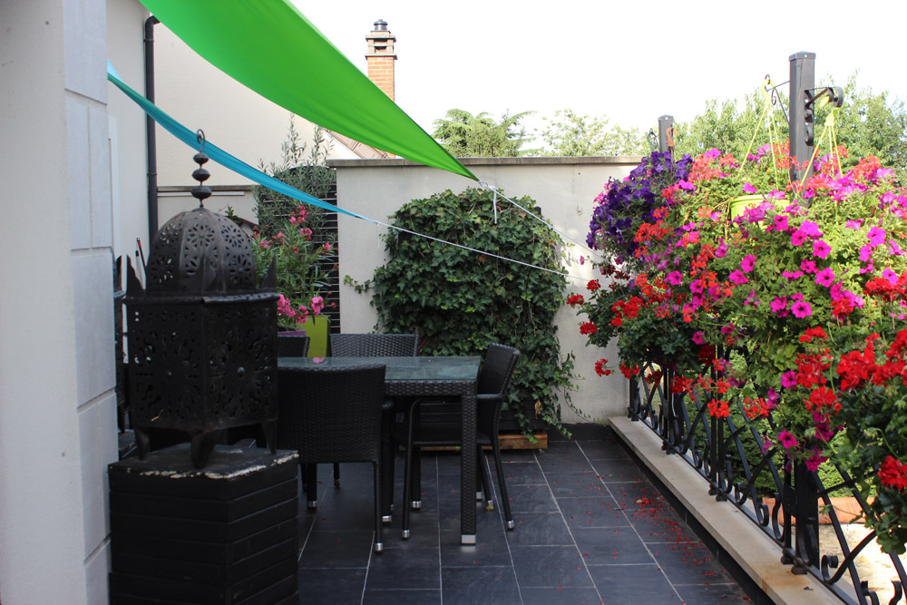 Am nagement terrasse ext rieur un professionnel en ile de france le d corateur - Decorateur exterieur ...